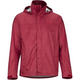 Marmot PreCip Eco Jacket Herre sienna red